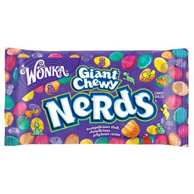 WONKA NERDS GIANT CHEWY