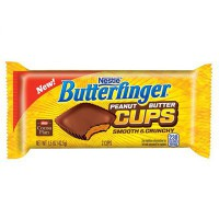 BUTTERFINGER CUPS 2 CHOCOLATES CREMA CACAHUETE