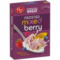 CLEARANCE - POST SHREDDED WHEAT FROSTED BERRY CEREAL
