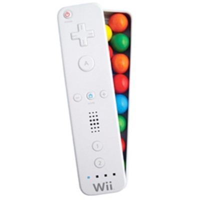 CLEARANCE - NINTENDO MANETTE WII GUM BALL