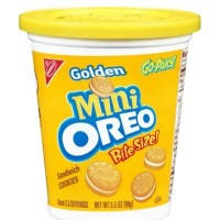 OREO MINI BITES GOLDEN