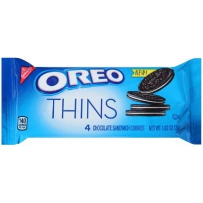 CLEARANCE - OREO THINS ORIGINAL (FUN SIZE)