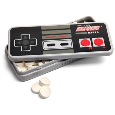 CLEARANCE - NINTENDO NES CONTROLLER CANDIES