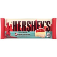 HERSHEY'S TABLETTE DE CHOCOLAT CHEESECAKE CERISE