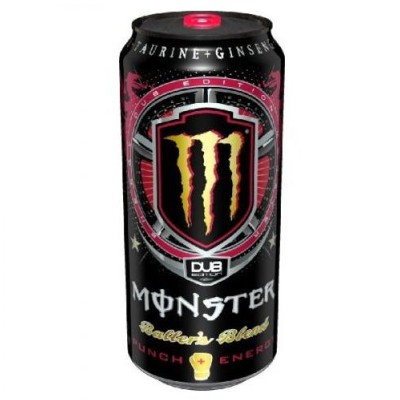 MONSTER BALLER'S BLEND PUNCH ENERGY DRINK