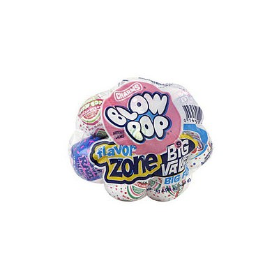CLEARANCE - CHARMS BLOW POP FLAVOR ZONE