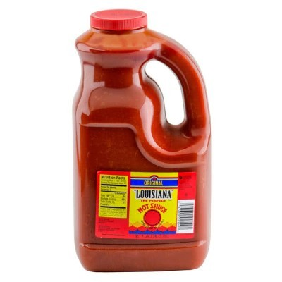 LOUISIANA HOT SAUCE (LARGE)