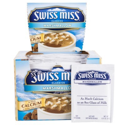 SWISS MISS HOT COCOA MIX MARSHMALLOW  - BULK (50)