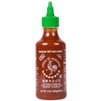 HUY FONG SALSA SRIRACHA HOT CHILI