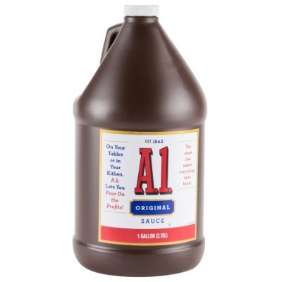 A1 STEAK SAUCE (LARGE)