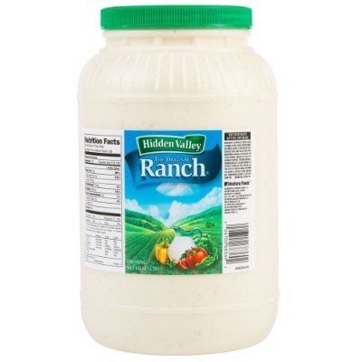 CLEARANCE - HIDDEN VALLEY RANCH SALAD DRESSING (LARGE)
