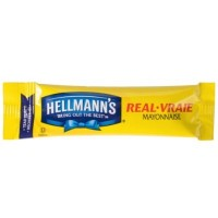HELLMANN'S REAL MAYONNAISE PORTION PACKET - BULK (210)