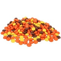 REESE'S PIECES MINI AL BURRO DI ARACHIDI SFUSI