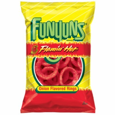 FUNYUNS FLAMIN HOT (LARGE)