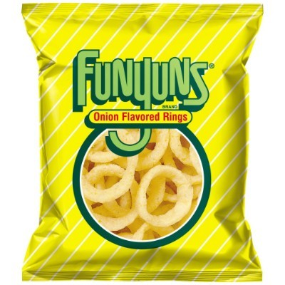 CLEARANCE - FUNYUNS ONION RINGS SNACK