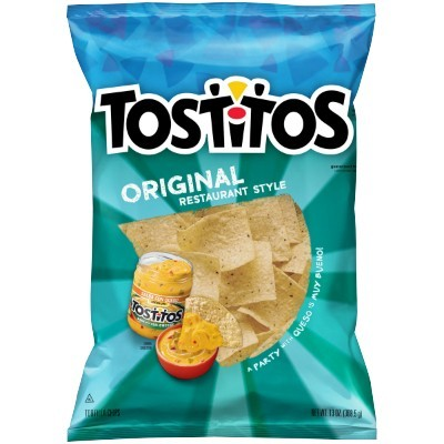 TOSTITOS ORIGINAL