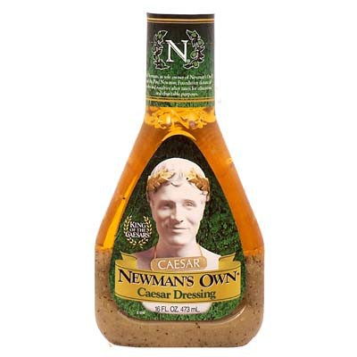 NEWMAN'S OWN CAESAR SALAD DRESSING