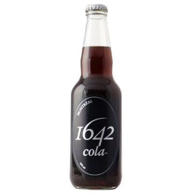 COLA CANADIAN SODA 1642