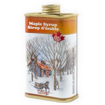 MAPLE SYRUP (METAL TIN)