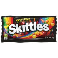 SKITTLES SWEAT HEAT BONBON PIQUANT