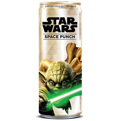 STAR WARS SPACE PUNCH YODA SODA