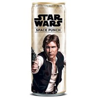 BIBITA STAR WARS SPACE PUNCH HAN SOLO