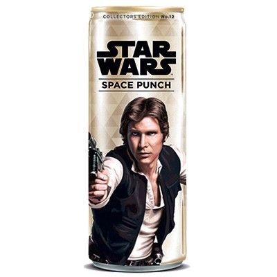 CLEARANCE - STAR WARS SPACE PUNCH HAN SOLO SODA