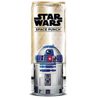 CLEARANCE - STAR WARS SPACE PUNCH R2D2 SODA