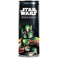 STAR WARS SPACE PUNCH BOBA FETT SODA