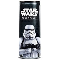 SODA STAR WARS SPACE PUNCH STORMTROOPER