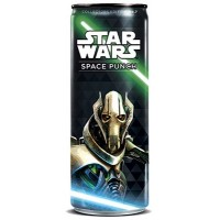 BIBITA STAR WARS SPACE PUNCH GENERALE GRIEVOUS