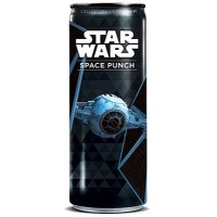 SODA STAR WARS SPACE PUNCH VAISSEAU CHASSEUR TIE