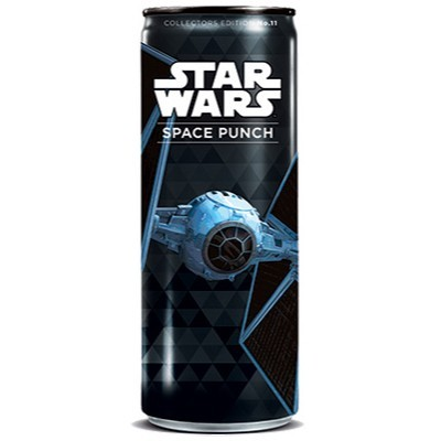 CLEARANCE - STAR WARS SPACE PUNCH TIE FIGHTER SODA