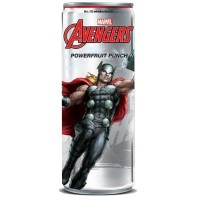 BIBITA AVENGERS POWERFRUIT PUNCH THOR