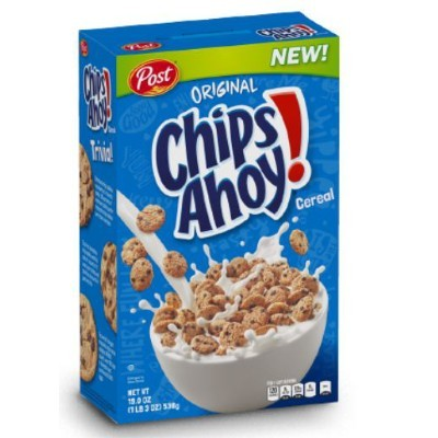 CLEARANCE - CHIPS AHOY CEREAL