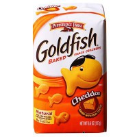 PEPPERIDGE FARM BRETZELS GOLDFISH CHEDDAR
