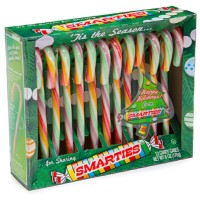 CLEARANCE - SMARTIES CANDY CANES (12)