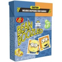 JELLY BELLY BEANS BONSBONS BEANBOOZLED MINION BOITE