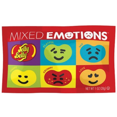 JELLY BELLY BEANS MIXED EMOTIONS BAG