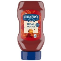 HELLMANN'S KETCHUP WITH HONEY