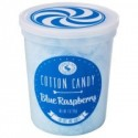 CHOCOLATE STORYBOOK BLUE RASPBERRY COTTON CANDY TUB
