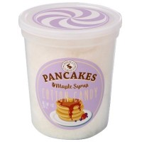 CLEARANCE - CHOCOLATE STORYBOOK PANCAKE AND MAPLE SYRUP COTTON CANDY TUB