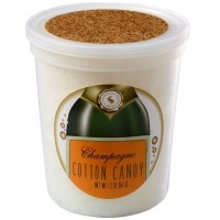 CHOCOLATE STORYBOOK SPARKLING WINE COTTON CANDY TUB