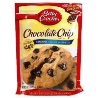 BETTY CROCKER PRÉPARATION COOKIE PÉPITES CHOCO