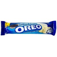 MILKA OREO WHITE CHOCOLATE CANDY BAR