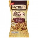 SNYDER'S HONEY MUSTARD AND ONION PRETZEL PIECES LARGE