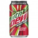 CLEARANCE - MOUNTAIN DEW MERRY MASH UP SODA