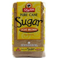 SHOPRITE BROWN SUGAR CASSONADE BLONDE A LA MELASSE