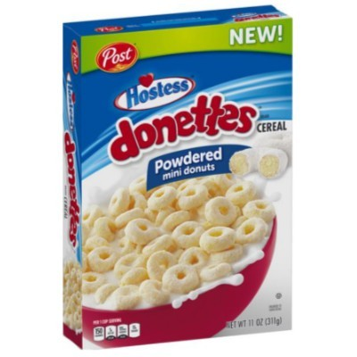 CLEARANCE - POST HOSTESS DONETTES CEREAL