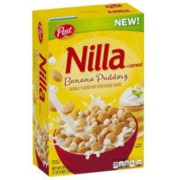 POST CEREALES NILLA PUDDING DE PLÁTANO